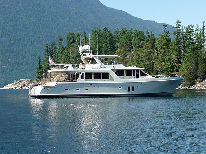 CAPTIVA  yacht Offshore Yachts