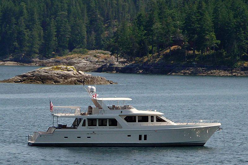 Captiva yacht
