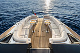 Wooden Boats WB 14 Limo tender exterior