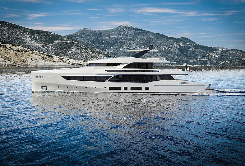 INACE Superyachts Aventura 135 yacht