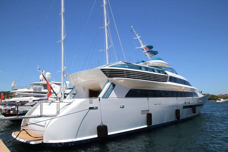 ALAMSHAR yacht Devonport