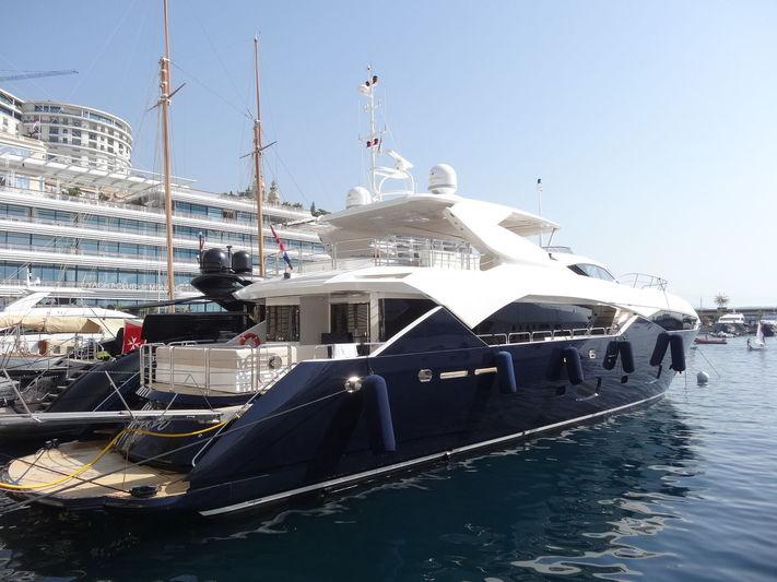 IRINA VU yacht Sunseeker