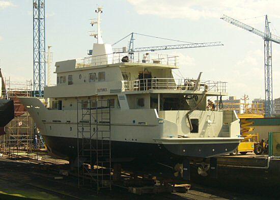 Atana yacht