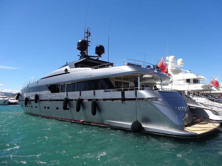 ASTERI yacht Sanlorenzo