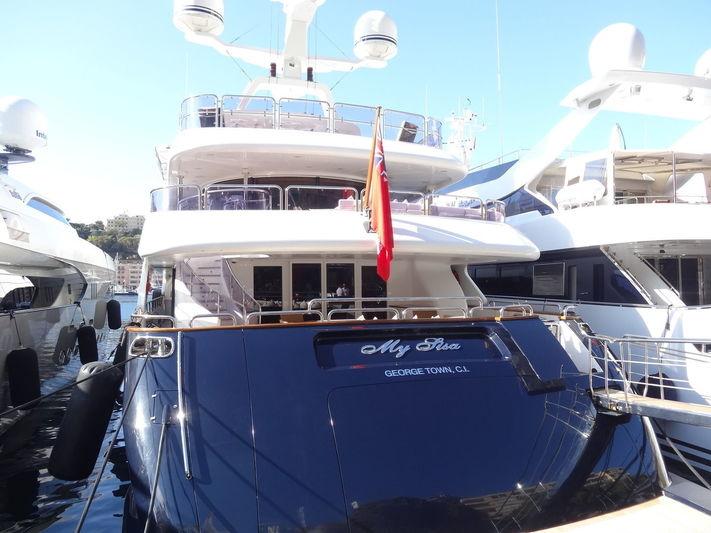 My Sisa in Monaco