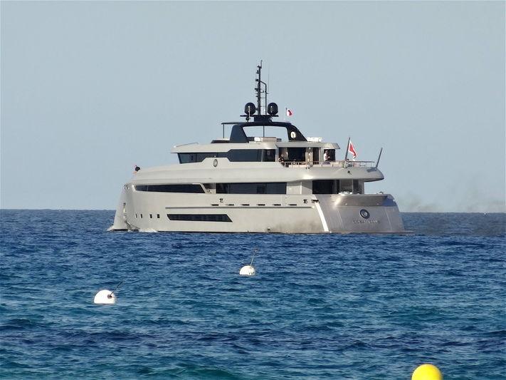 OCEAN CLUB yacht Bilgin Yachts