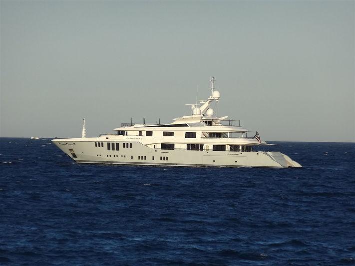 Odessa II off Antibes