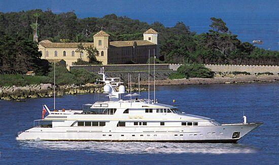 Braveheart yacht