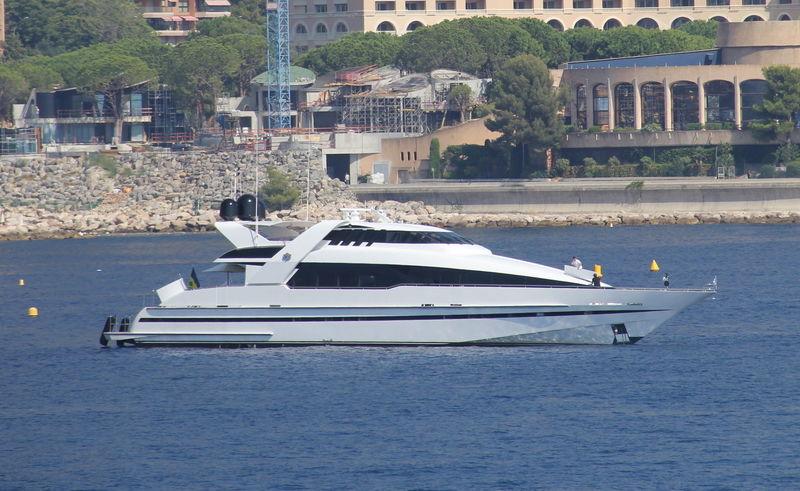 IMPULSIVE yacht Norship