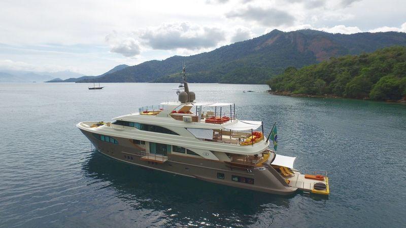 BEJOA II yacht RioStar
