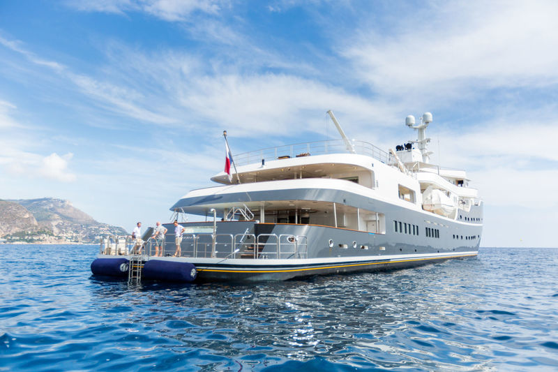70m Explorer Yacht Legend Sold Superyacht Times