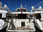 Serendipity Blue Yacht Falcon