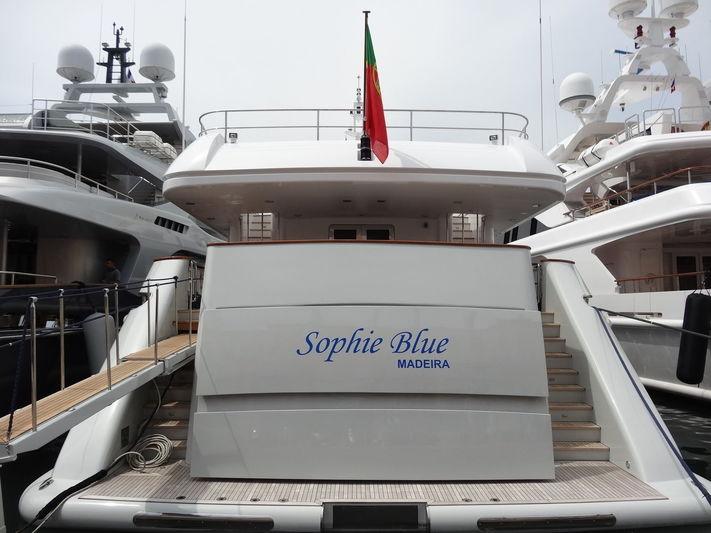 Sophie Blue in Saint Tropez