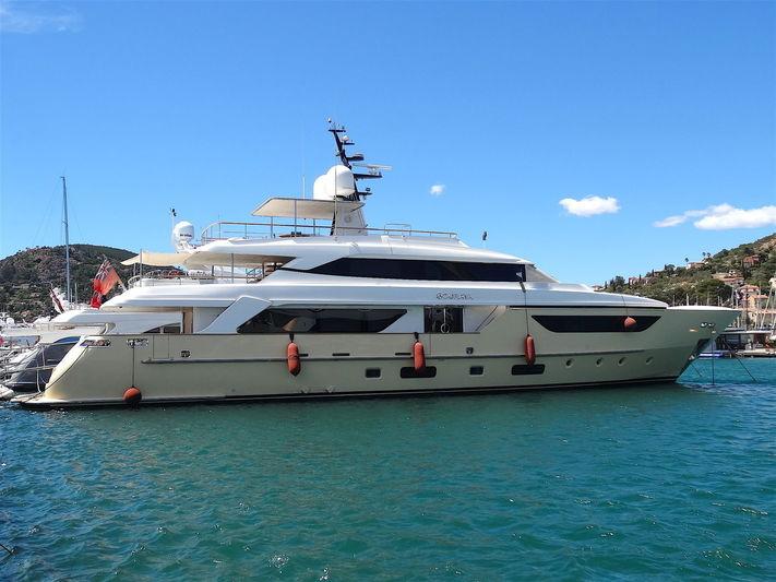 SOURAYA yacht Sanlorenzo
