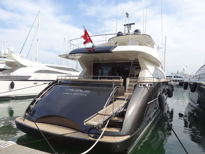 Taurus in Antibes