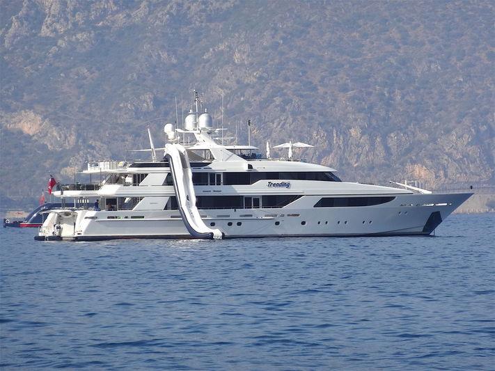 TRENDING yacht Westport