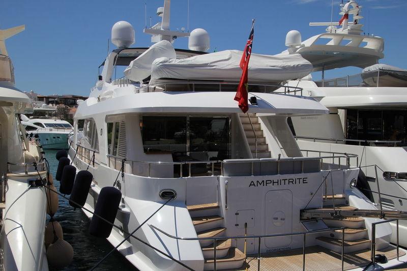 AMPHITRITE  yacht Moonen