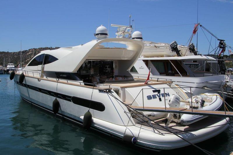 SEVEN yacht Cerri (CCN)