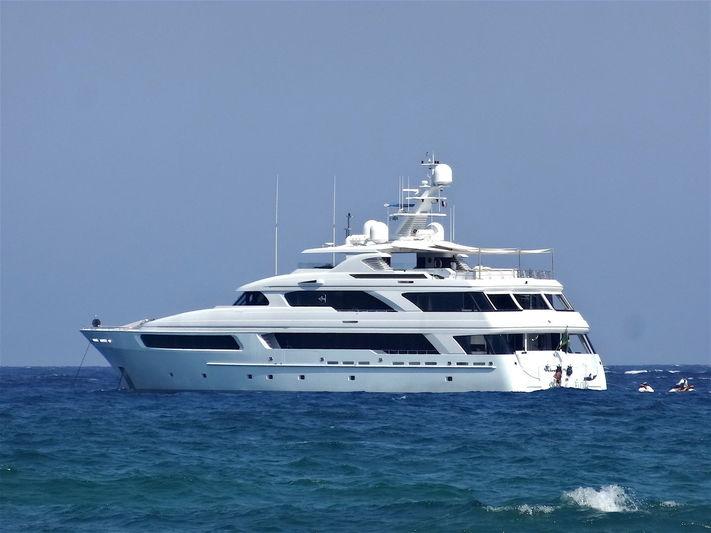VICTORIA DEL MAR  yacht Delta Marine