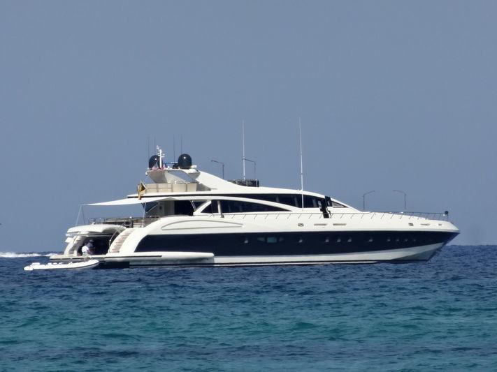ANTELOPE IV yacht Italyachts