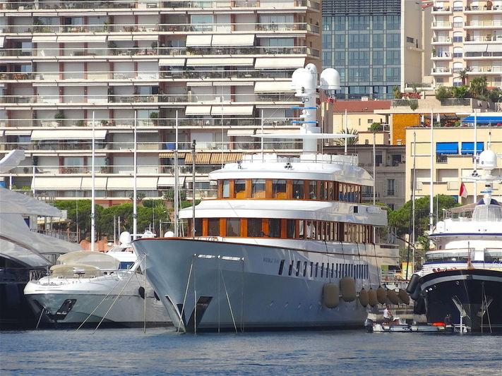 Wedge Too in Monaco