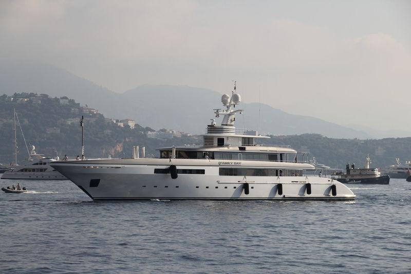 Family Day in Monaco