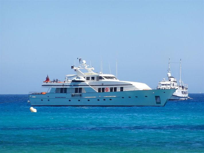 FIORENTE yacht Ferronavale