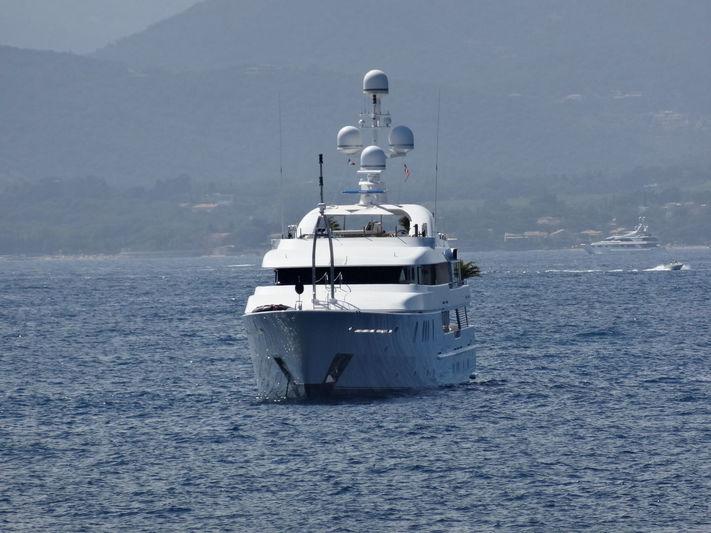 Seahorse P off Saint Tropez