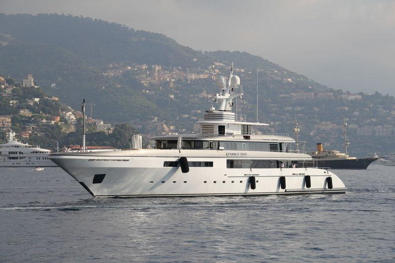 ETERNITY yacht Codecasa