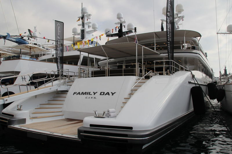 Family Day in Monaco