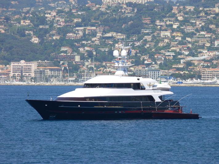 T.M. BLUE ONE yacht Picchiotti