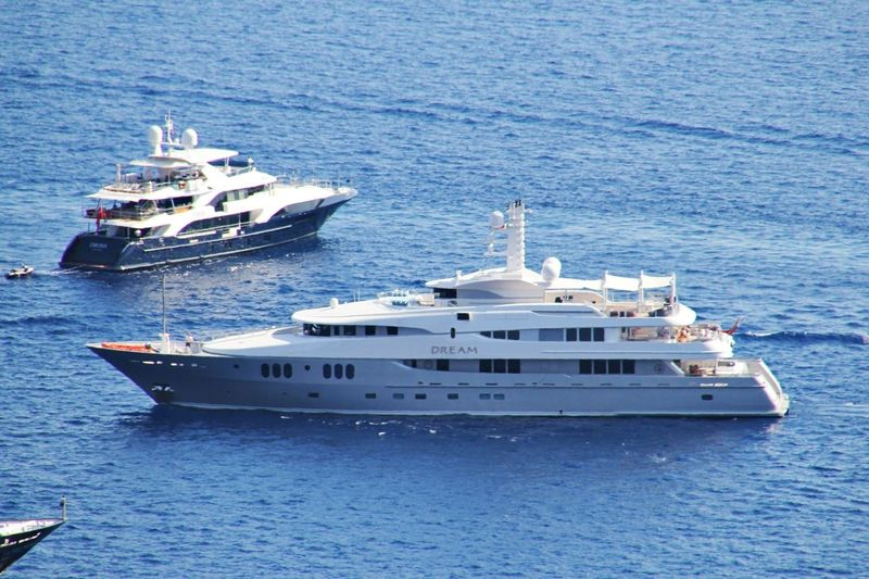 DREAM yacht Abeking & Rasmussen