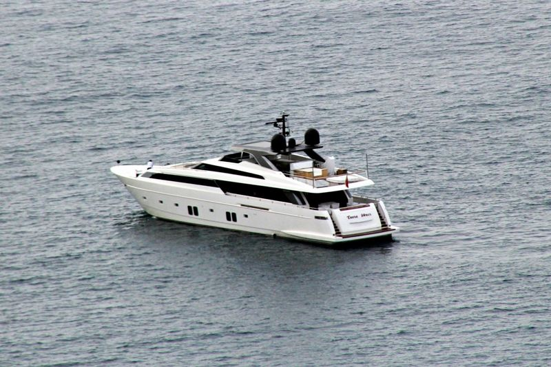 TOUTE SWEET yacht Sanlorenzo