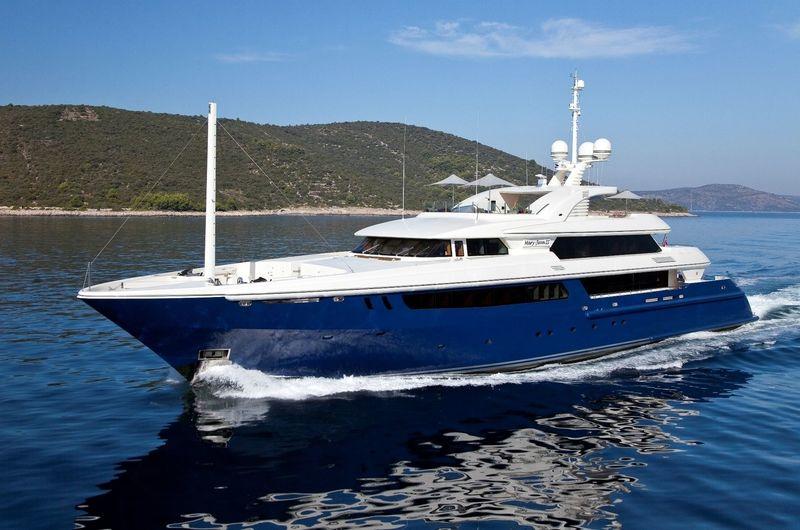 MARY-JEAN II yacht ISA