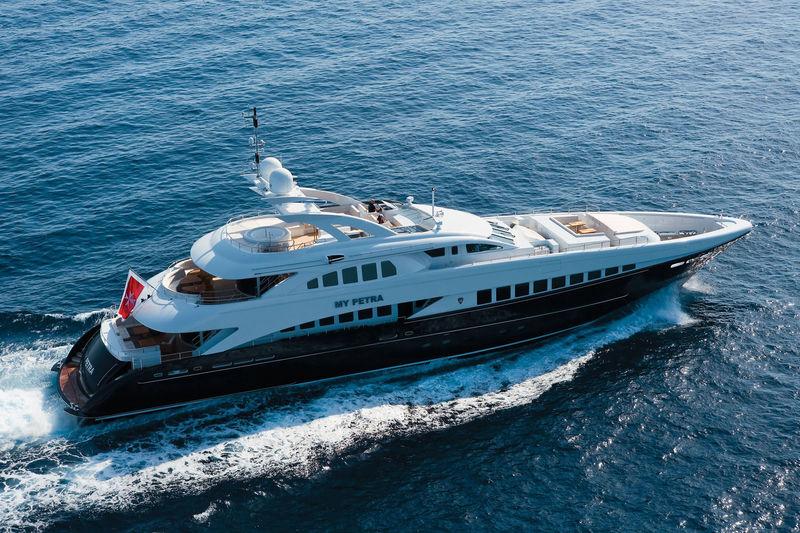 LADY LARA yacht Heesen