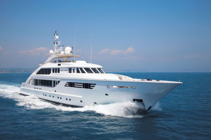 HAPPY DAYS yacht ISA