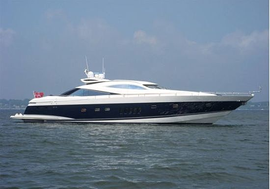 Once Around yacht profile