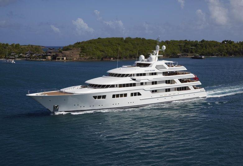 EBONY SHINE yacht Feadship