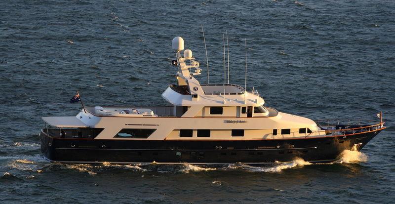 SHIRLEY ANNE yacht NQEA