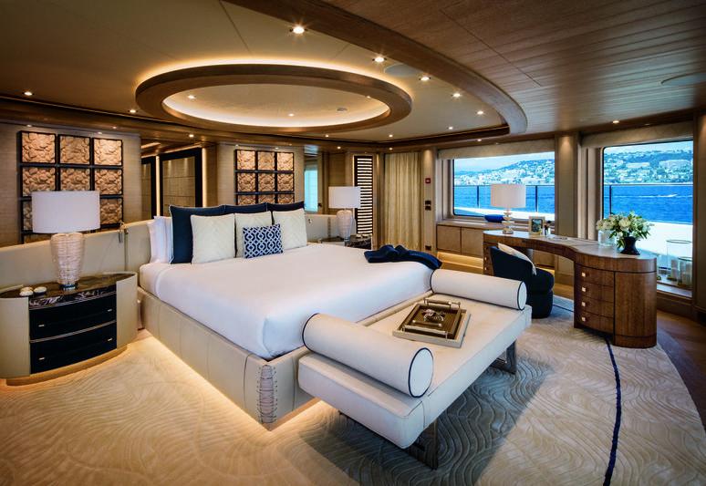 Cloud 9 owner's suite