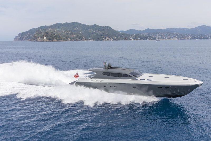 MYSTERE yacht Otam