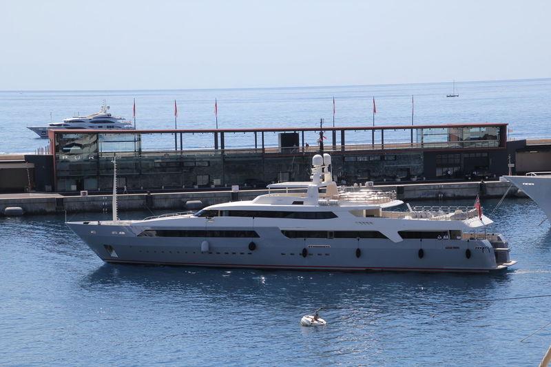 Vicky in Monaco
