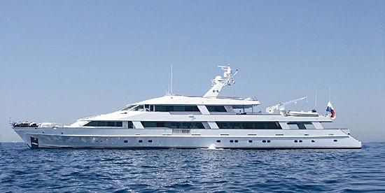 AURORA yacht Lürssen