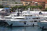 Ramble On Rose Yacht Italy