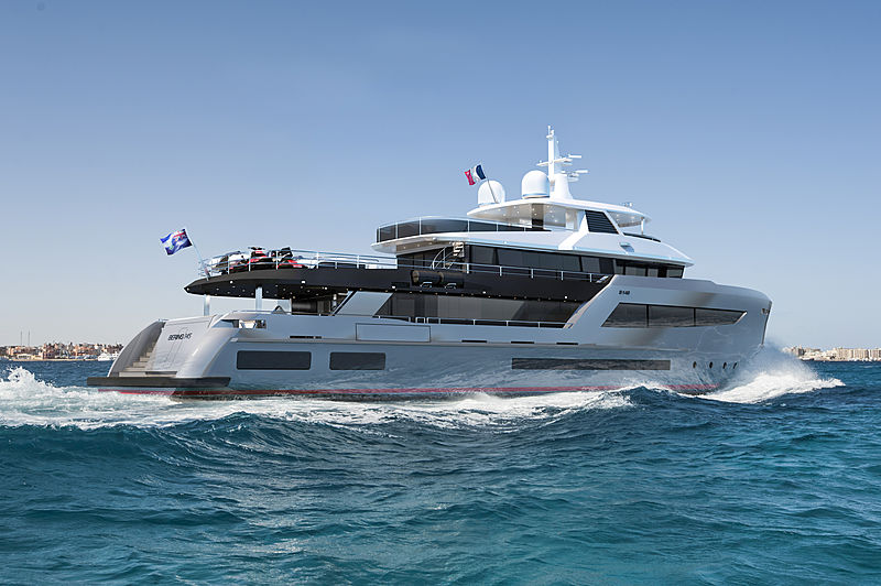 Bering 145 by Bering Yachts