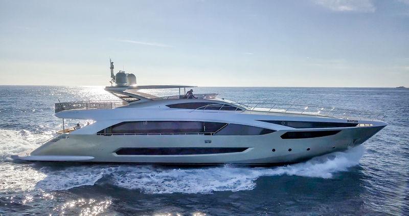 LADY LIUDMILA  yacht Permare