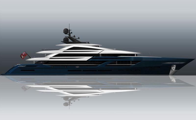 ISA Yachts 65m