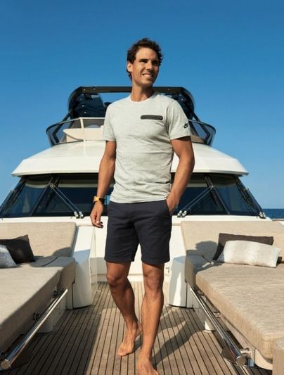 On Board Rafael Nadal S New Yacht Superyacht Times