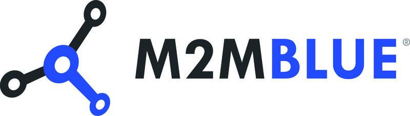 M2M Blue Logo