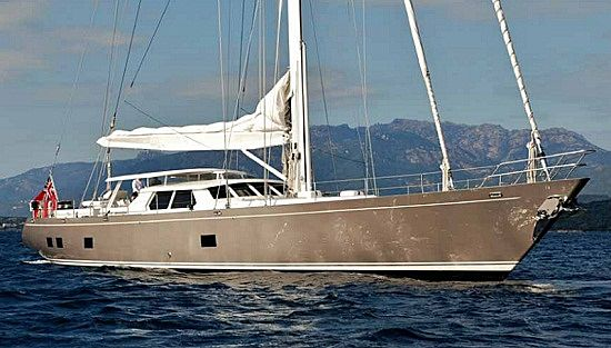 MINISKIRT yacht Windship